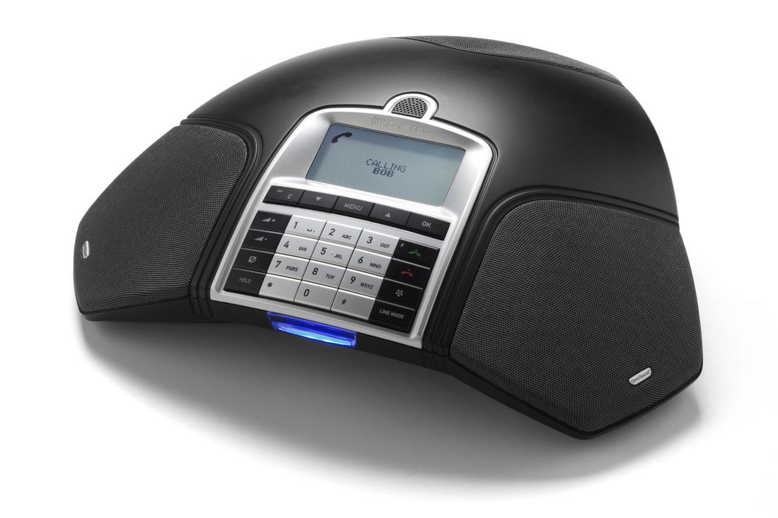 Urządzenia do przeprowadzania audiokonferencji