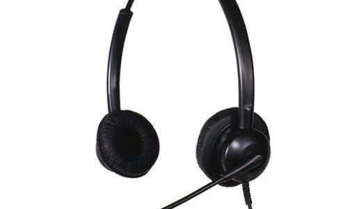 Słuchawki call center Platora Basic-D