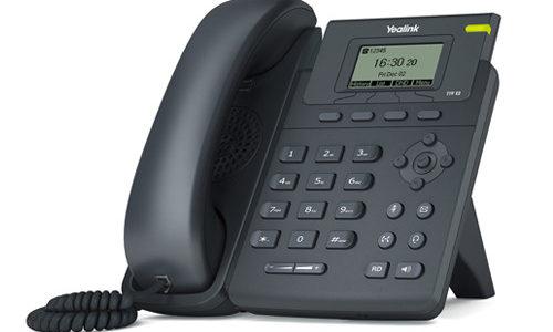 Telefon VoIP Yealink T19P E2